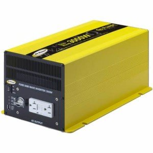 Go Power! GP-SW3000 Pure Sine Wave Inverter Review