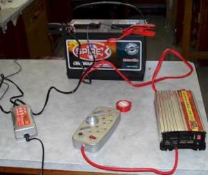 Using a Power Inverter for Emergency Home Backup Power